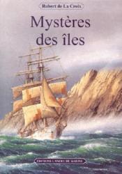 Mysteres des iles - Couverture - Format classique