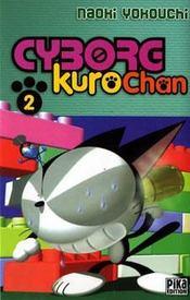 Cyborg Kurochan t.2 - Intérieur - Format classique