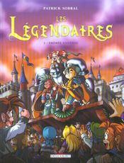 Les légendaires t.3 ; frères ennemis - Intérieur - Format classique