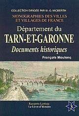 Tarn-et-Garonne t.3 - Couverture - Format classique