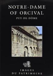 Notre dame of orcival (angl.) n 152 - Couverture - Format classique