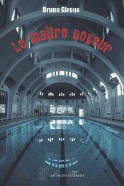 Le Maitre Noyeur - Couverture - Format classique