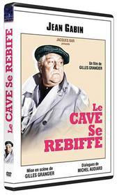 Le Cave Se Rebiffe - Couverture - Format classique