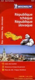 République tchèque ; république slovaque (édition 2012) - Couverture - Format classique