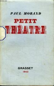 Petit Theatre. - Couverture - Format classique