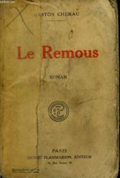 Le Remous. - Couverture - Format classique