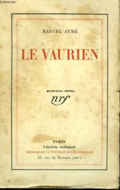 Le Vaurien. - Couverture - Format classique