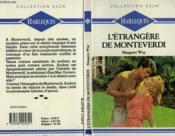 L'Etrangere De Monteverdi - Innocent In Eden - Couverture - Format classique