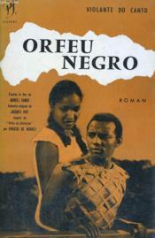 Orfeu Negro - Couverture - Format classique