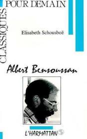 Albert Bensoussan - Couverture - Format classique
