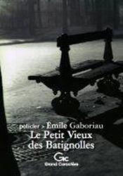 Petit Vieux Des Batignolles - Intérieur - Format classique