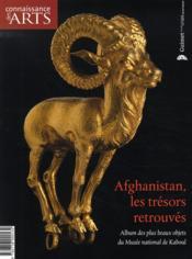 Connaissance Des Arts N.603 ; Afghanistan, Les Trésors Retrouvés ; Album Des Plus Beaux Objets Du Musée National De Kaboul - Couverture - Format classique