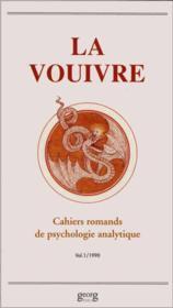La vouivre v1/1990 - Couverture - Format classique