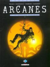 Arcanes t.3 ; le dossier Karadine - Intérieur - Format classique