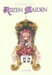 Rozen maiden t.1 - Intérieur - Format classique