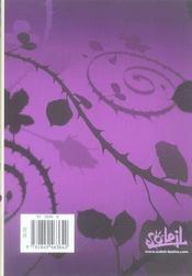 Rozen maiden t.1 - 4ème de couverture - Format classique