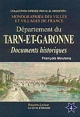Tarn-et-Garonne t.4 - Couverture - Format classique