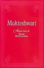 Mukteshwari - Aphorisme - Couverture - Format classique