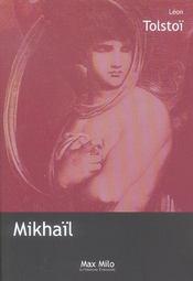 Mikhail - Intérieur - Format classique