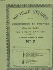 Nouvelle Methode Pour L'Enseignement De L'Ecriture N°7 - Couverture - Format classique