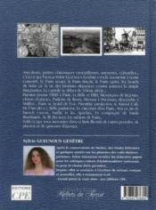 Chroniques parisiennes ; de la fin du XIX au début XX - 4ème de couverture - Format classique