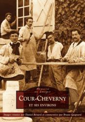 Cour-Cheverny et ses environs - Couverture - Format classique