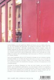 Oeuvres Choisies T.1 ; Henrich Et Pernille ; Erasmus Montanus - 4ème de couverture - Format classique