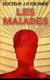 Les Malades. - Couverture - Format classique