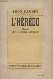 Lheredo. - Couverture - Format classique