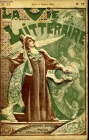 Pommes Sauvages. La Vie Litteraire. - Couverture - Format classique