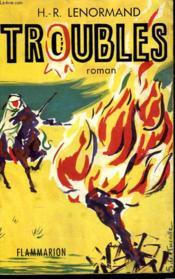 Troubles. - Couverture - Format classique