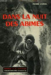 Dans La Nuit Des Abimes - Couverture - Format classique