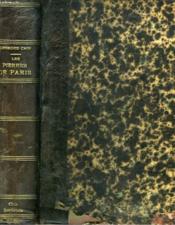 Les Pierres De Paris - Couverture - Format classique