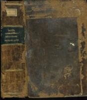 Dictionnairefrancais-Latin. Nouvelle Edition. - Couverture - Format classique