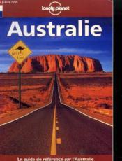 L'Australie - Couverture - Format classique