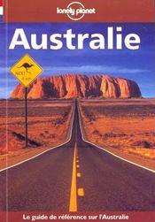 L'Australie - Intérieur - Format classique