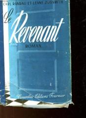 Le Revenant - The Visitor - Couverture - Format classique