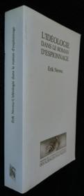 L'idéologie dans le roman d'espionnage - Couverture - Format classique