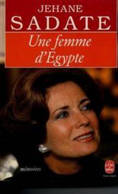 Une Femme D'Egypte - Couverture - Format classique
