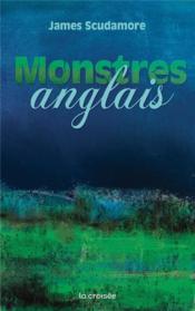 English monters - one-shot - monstres anglais - Couverture - Format classique