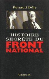Histoire secrete du front national - Intérieur - Format classique