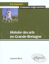 Histoire Des Arts En Grande-Bretagne - Intérieur - Format classique