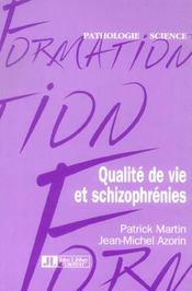 Qualité de vie et schizophrénies - Intérieur - Format classique