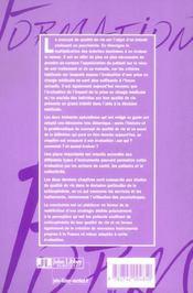 Qualité de vie et schizophrénies - 4ème de couverture - Format classique