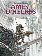 Les âmes d'Hélios t.1 ; le ciboire oublié - Couverture - Format classique