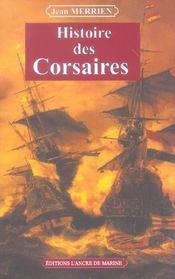 Histoire des corsaires - Intérieur - Format classique