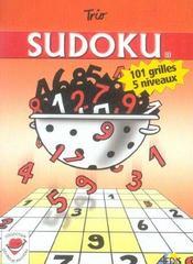 Sudoku - Intérieur - Format classique
