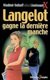 Langelot 34 - Langelot Gagne La Derniere Manche - Couverture - Format classique