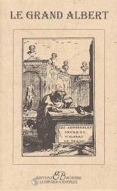 Les admirables secrets d'Albert le grand - Couverture - Format classique