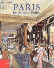 Paris Des Annees Folles - Couverture - Format classique